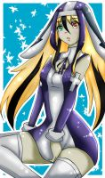 Cromina colored :for Eelball: by Shiningstarlight14