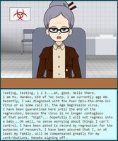 COMMISSION The AR virus Incident Report Day 1 by thriller54321