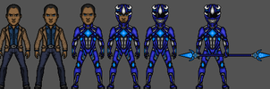 Blue Ranger by FuryBoy12