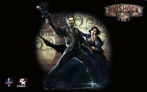 Bioshock Infinite Wallpaper by toughraid3r37890
