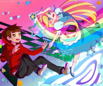 Star vs. the Forces Of Evil by MeiruYoshino