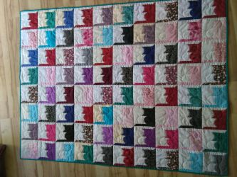 Special Quilt by MrsQuilty