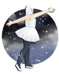 [ icicle ] by hello-planet-chan