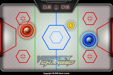 Hockey Charged - Basic Table Design by 1Sane