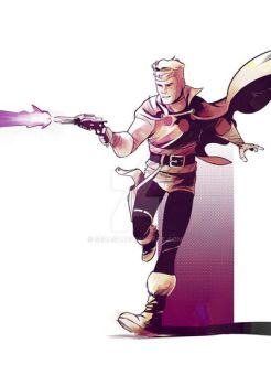 Flash Gordon by SebasP