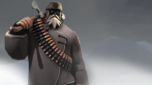 The Siberian Heavy by TheImperialCombine