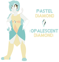 Pastel Diamond by zX-ShadowLugia111-Xz
