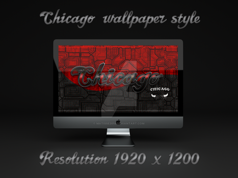 Chicago wallpaper by matisse2018