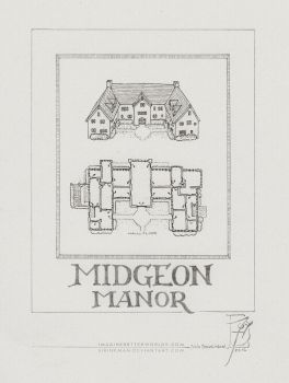 Midgeon Manor by SirInkman