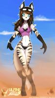 Commission: Sahara by tailsrulz