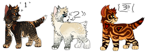 2 cold 4 school | Adopts! CLOSED by Agryo