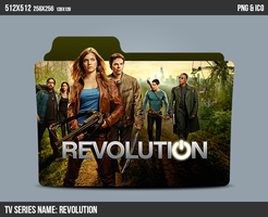 Revolution Folder ICON by kasbandi