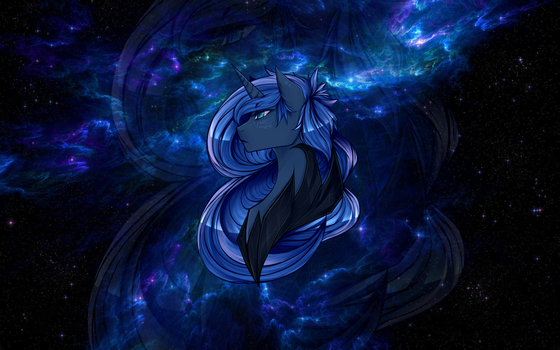 Luna Wallpaper V1 by Pesian