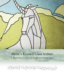 Frosted Glass Brush by dierat