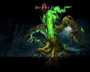 Diablo 3 Treant by Kracov