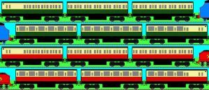 Series 6-12 Express Coaches by ThomasandStanley