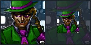 The Riddler by do-po