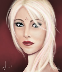 Alexandra - Personal project by LorielDesign