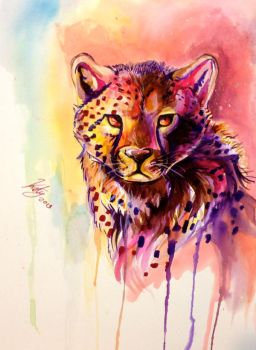 Cheetah by Lucky978