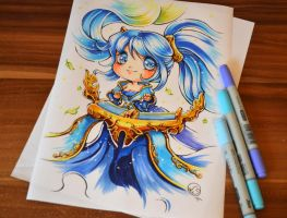Chibi Sona #50 by Lighane