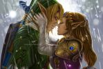 The Legend of Zelda - How to win a Princess's kiss