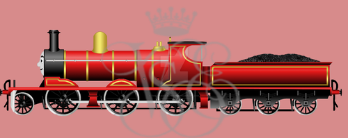 James the Red Engine by The-Orient-Express