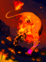 World on Fire by SignlessCan