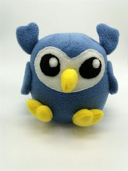 Owl Plush by Gemlettuce