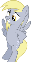 Derpy by MoongazePonies