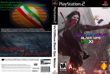 VicTORIous Black Ops Mexico by Encore2012