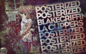 Blake Griffin Posterized by IshaanMishra