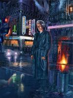 Blade Runner - Roy Batty by Harnois75