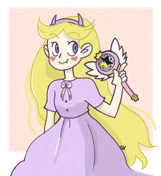 star vs by onthefritz