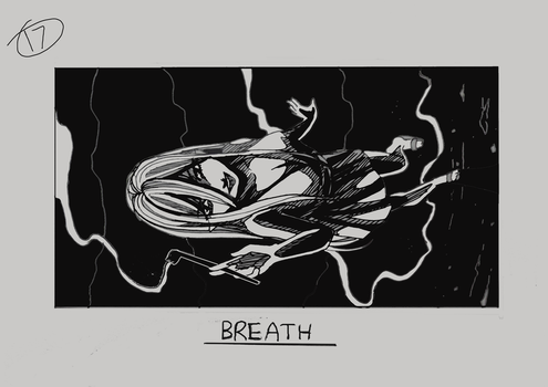 Day 17 - Breath by Inui-Purrl