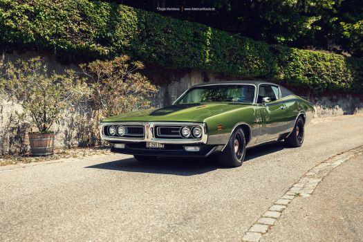 1971 Dodge Charger R/T 440 Magnum by AmericanMuscle