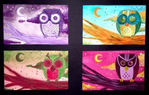 Owls by Caden13
