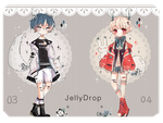 JellyDrop 03~04 Adopt (closed) by qwerhellur