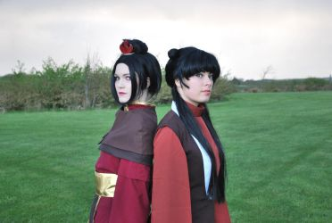 Don't stand in our way by Rinaca-Cosplay