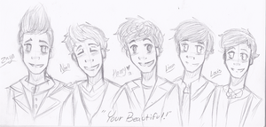 ONE DIRECTION by anto99