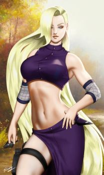 Adult Ino by N6023