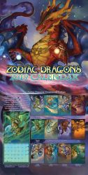 2019 Zodiac Dragon Cover Page by The-SixthLeafClover