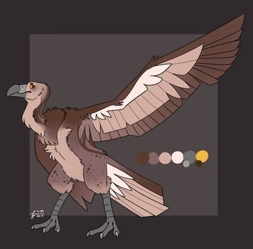 Vulture Auction(CLOSED) by sadraii
