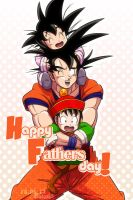 Father's Day by Gokuist
