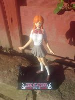 Orihime Figure by l3xxybaby