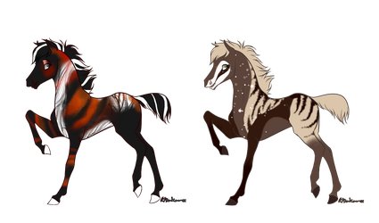 Filly/Colt adoptables -CLOSED- by LysAdopts