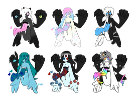 Anonyxis Adopts CLOSED by MaiaSadoptsNstuff