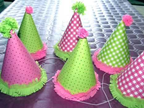 Party Hat by F-A