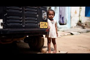 Faces of India 002 by Solarstones
