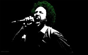 Zack de la Rocha / Rage Against The Machine by PiroRM