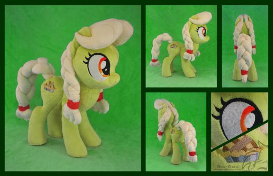 Young Granny Smith by ZizZaz